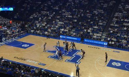 Kentucky 74, Texas A&M 73 game wrap up