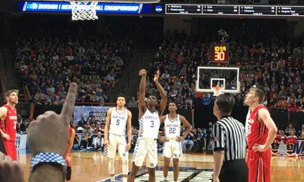 Kentucky 78, Davidson 73 game wrap up
