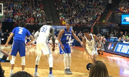 Game notes, box score and season stats after Kentucky's NCAA Tournament win over Buffalo
