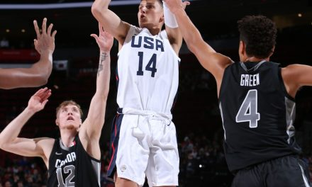 Herro felt he should have played more in the Team USA loss