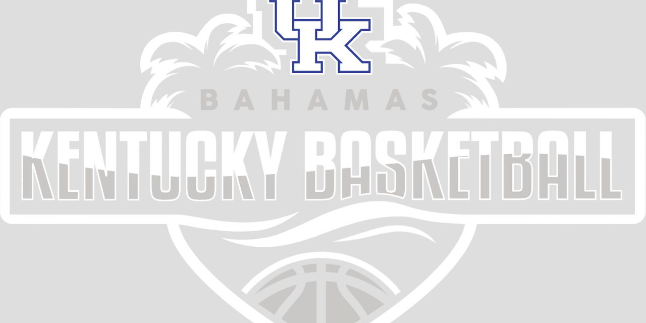 UK Men's Basketball to Return to Bahamas for Foreign Trip