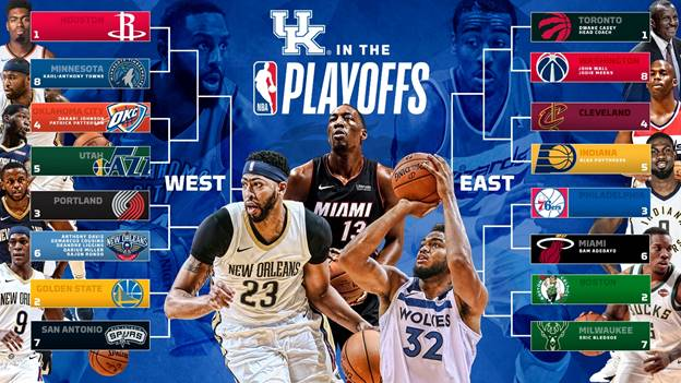 Uk Basketball: UK Men's Basketball Leads Nation With 13 Players In NBA