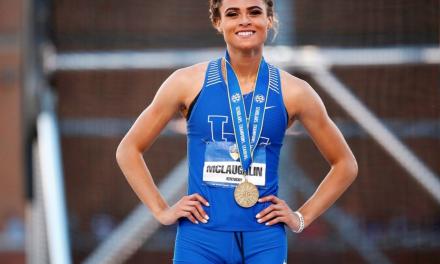 Sydney McLaughlin Named National Athlete of the Week