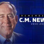 C.M. Newton Passes Away