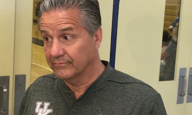 """Calipari is """"fine"""" with SEC conference schedule"""