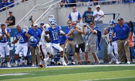 Kentucky 35, Central Michigan 20; highlights, notes and box score