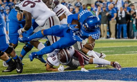 Snell backs his talk with his walk in win over Mississippi State