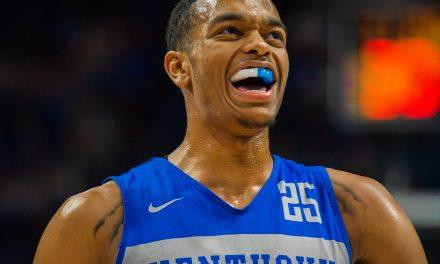 Best Kentucky Wildcats to Wear No. 25
