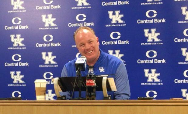 Mark Stoops pre-Vanderbilt Monday press conference