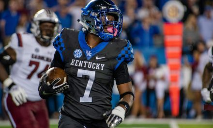 Best Kentucky Wildcats to Wear No. 7