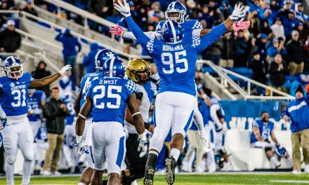 Kentucky Football: Quinton Bohanna to return for senior season
