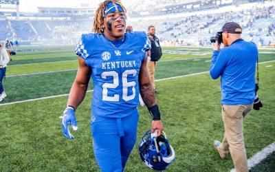 Kentucky football interviews pre-Louisville