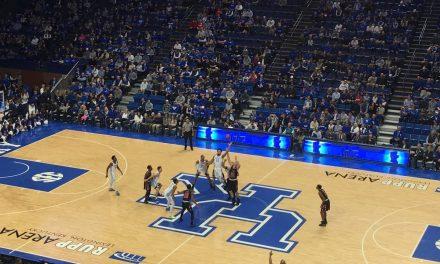 Kentucky 92, VMI 82; highlights, game notes, box score and season stats