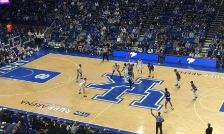 Kentucky 77, Tennessee State 62; highlights, notes, box score and season stats