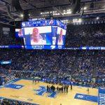 Kentucky 82, Auburn 80 – Notes