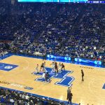 UK opponents becoming 3-point marksmen in games' early minutes