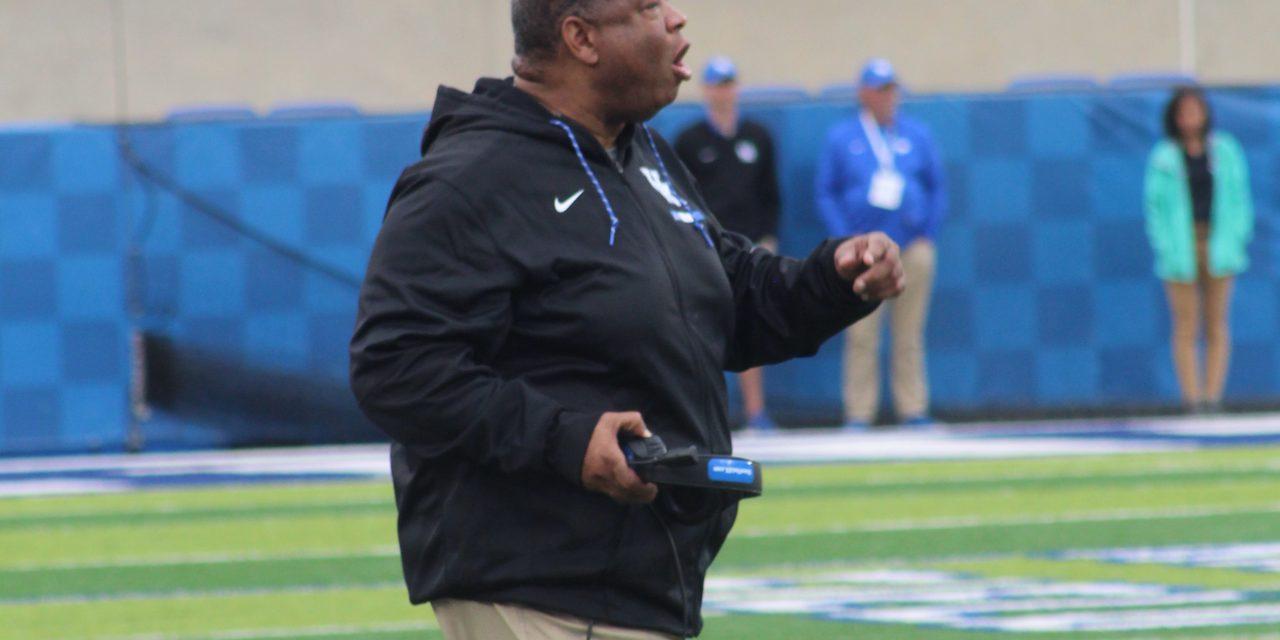 Kentucky Football lands 3-star wide receiver Armond Scott