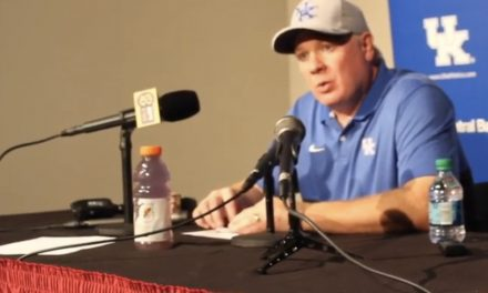 Mark Stoops Post Loss to Mississippi State