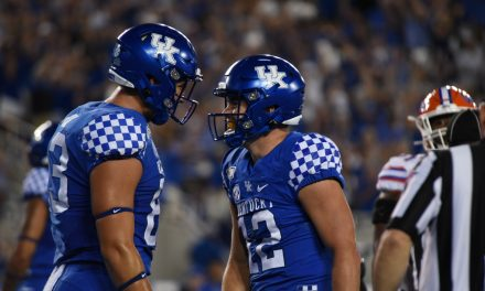 Kentucky Players And Assistant Coaches Post Florida Loss