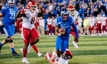 Lynn Bowden drafted by Las Vegas Raiders in 3rd round of NFL Draft
