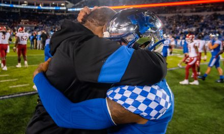 Vince Marrow announces he will return to Kentucky despite Youngstown State interest