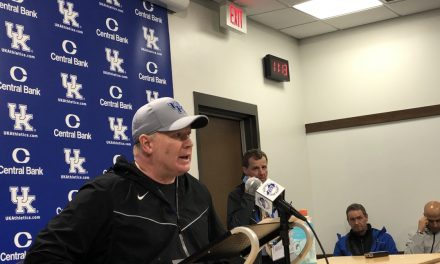 Mark Stoops Recaps Blowout Victory Over Missouri
