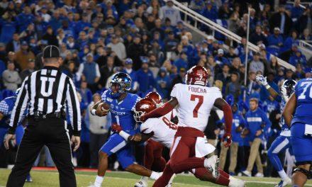 Bowden's effort vs. Arkansas would have made Lorenzen proud