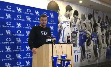 Matthew Mitchell Previews Middle Tennessee