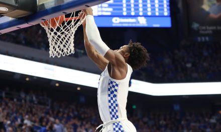 Hagans helps Cats again tame his home-state team