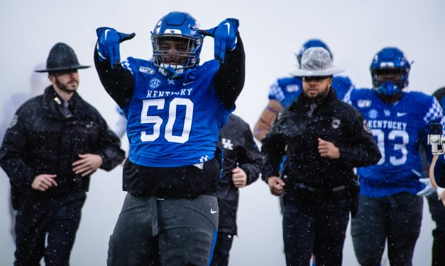 Mark Stoops, Marquan McCall and Keaton Upshaw recap second week of spring practice