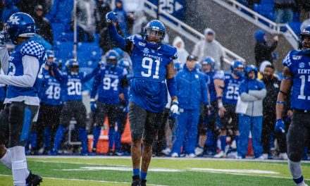 Calvin Taylor signs with Pittsburgh Steelers as undrafted free agent