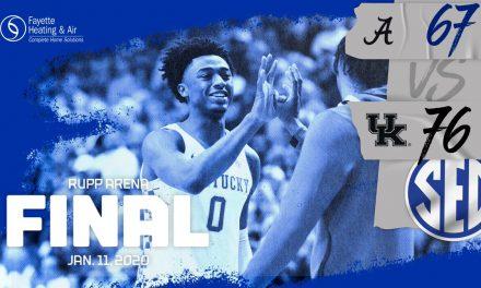 No. 14 Kentucky holds on to beat Alabama: Recap, MVP and highlights