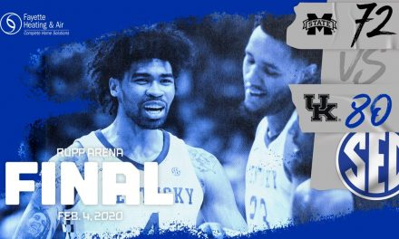 Nick Richards scores career-high 27 points as Kentucky defeats Mississippi State