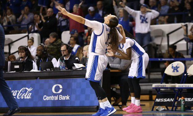 Kentucky women's basketball stuns No. 6 Mississippi State