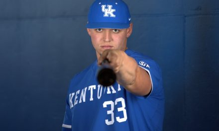 Harmon, Schultz stay hot lead Cats over Appalachian State in series opener