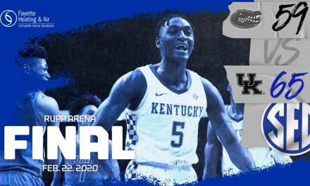 Immanuel Quickley scores 26 to guide Kentucky past Florida