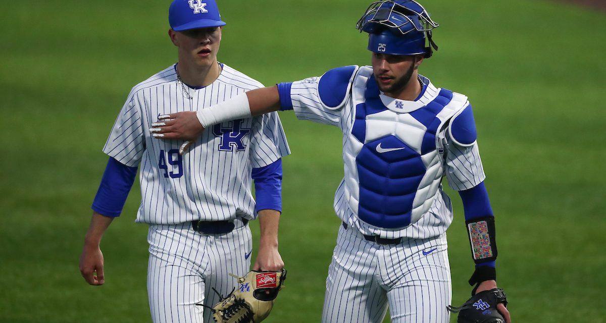 Kentucky slugs past Tennessee Tech in seven innings
