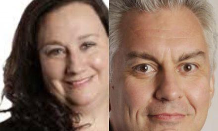 Jen Smith and Mark Story January 31, 2020