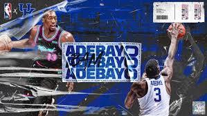 Bam Adebayo wins NBA Skills Challenge