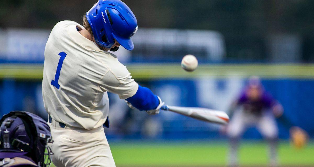 John Rhodes named National Co-Freshman of the Year by Collegiate Baseball News