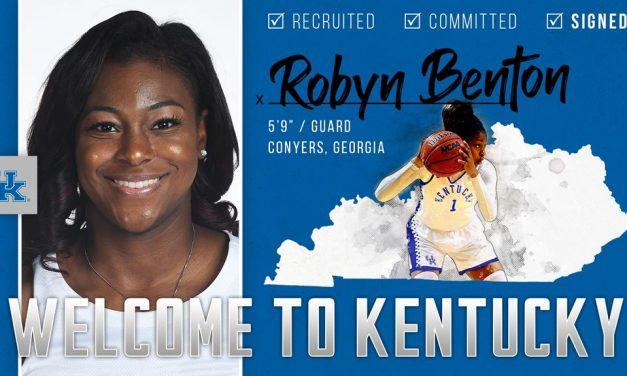UK Women's Basketball land SEC transfers Jazmine Massengill, Robyn Benton