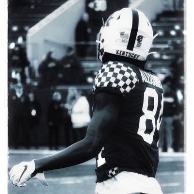 Kentucky wide receiver B.J. Alexander enters transfer portal