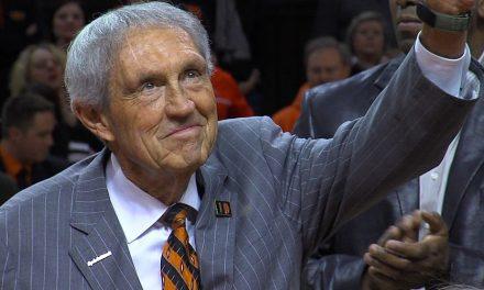 Former Kentucky head coach Eddie Sutton dies at 84