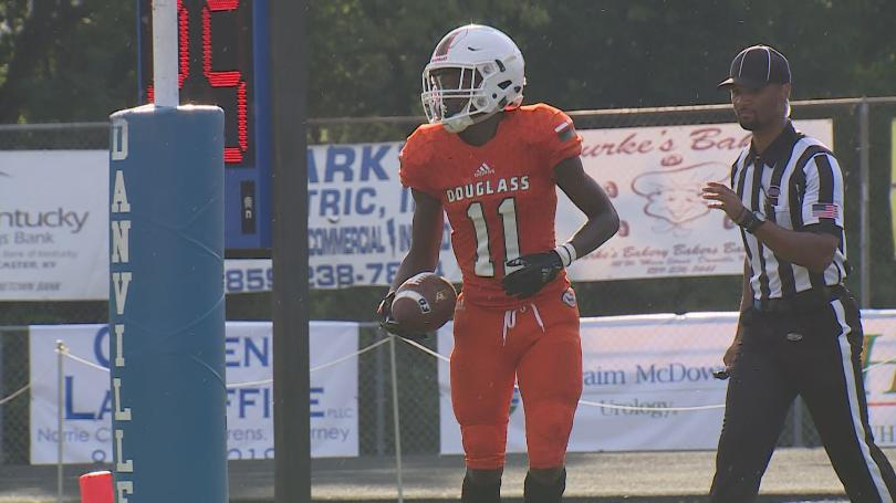 Kentucky lands 4-star wide receiver Dekel Crowdus