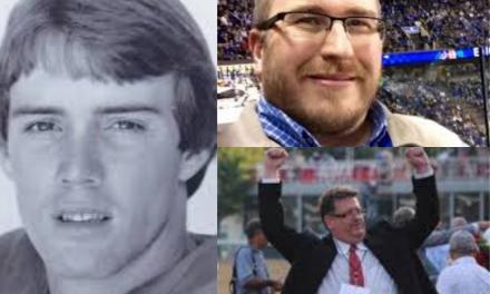 Randy Burke, Jeff Drummond and Dale Romans June 3, 2020