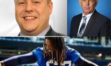 "Cory ""Poop"" Johnson, Dean Hood and Dan Reiffer June 12 2020"