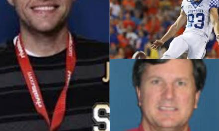 Justin Rowland, Gary Fogle and Max Duffy June 25 2020
