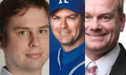 Ben Roberts, Keith Madison and Walt Wells August 5, 2020
