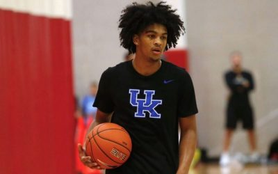 5-star guard Skyy Clark commits to Kentucky