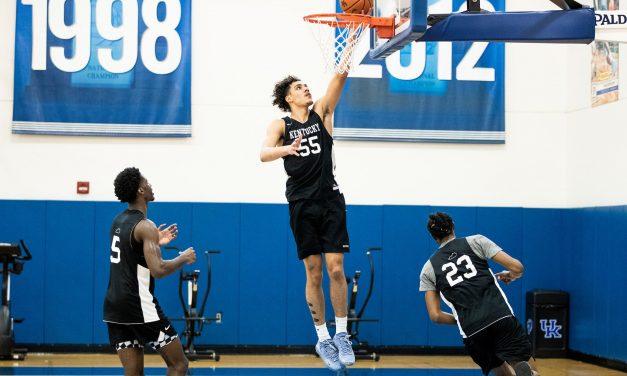 Kentucky Basketball 2021 decision tracker